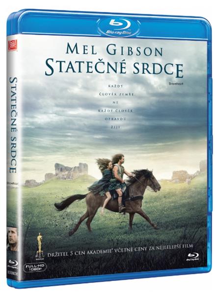Statečné srdce Blu-ray