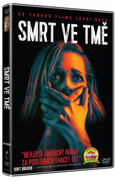 DVD Smrt ve tmě