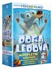 Doba ledová 5 DVD + DVD bonus Mamutí Vánoce