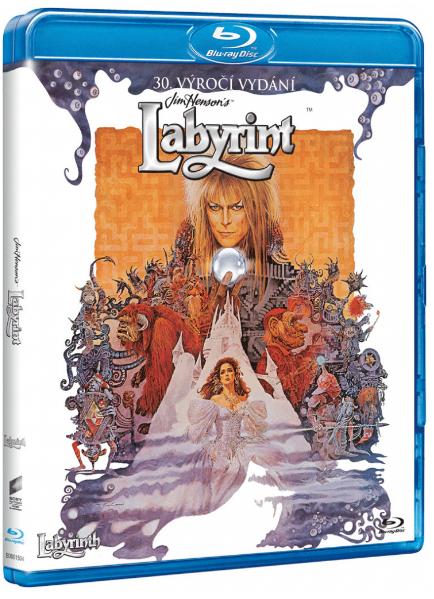 Labyrint Blu-ray
