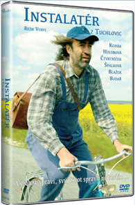 DVD Instalatér z Tuchlovic