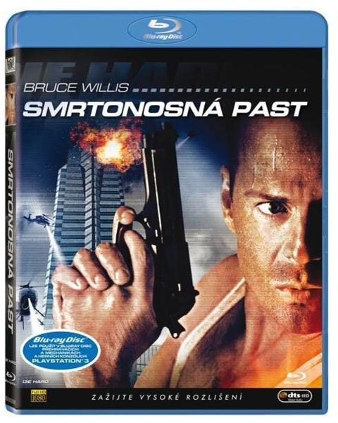 Smrtonosná past Blu-ray