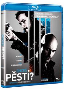Chceš pěstí? Blu-ray