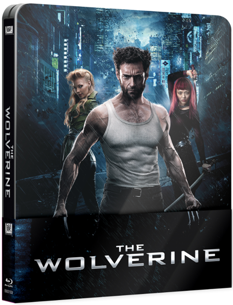 Wolverine, The Blu-ray Steelbook 2017 + lenticular