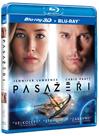 Pasažéři Blu-ray 3D + 2D