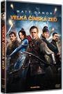 DVD Velká Čínská Zeď