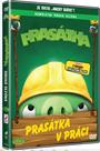 DVD Angry Birds: Prasátka 2. série