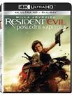 Resident Evil: Poslední kapitola UHD + Blu-ray