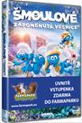 DVD Šmoulové: Zapomenutá vesnice