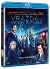 Vražda v Orient expresu (2017) Blu-ray