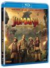Jumanji: Vítejte v džungli! Blu-ray
