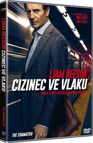 DVD Cizinec ve vlaku