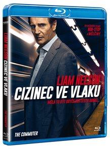 Cizinec ve vlaku Blu-ray
