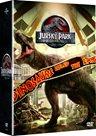 Jurský park - Kolekce 1-4 (25. výročí) 4 DVD