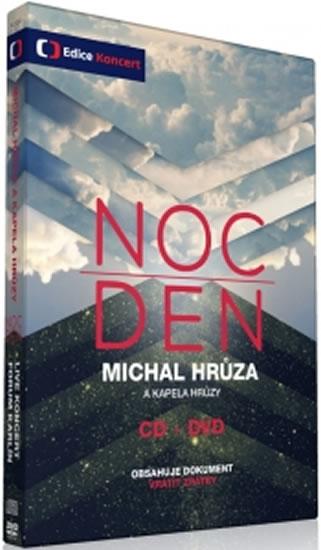 Noc / Den CD + DVD - neuveden - 13x19 cm