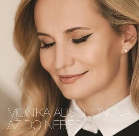 CD Monika Absolonová: Až do nebes - Monika Absolonová