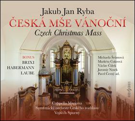 CD Česká mše vánoční - Jan Jakub Ryba