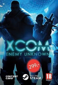 XCOM - hra na PC
