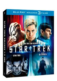 Star Trek kolekce 1-3 Blu-ray