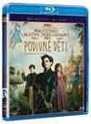 Sirotčinec slečny Peregrinové pro podivné děti 3D + 2D Blu-ray