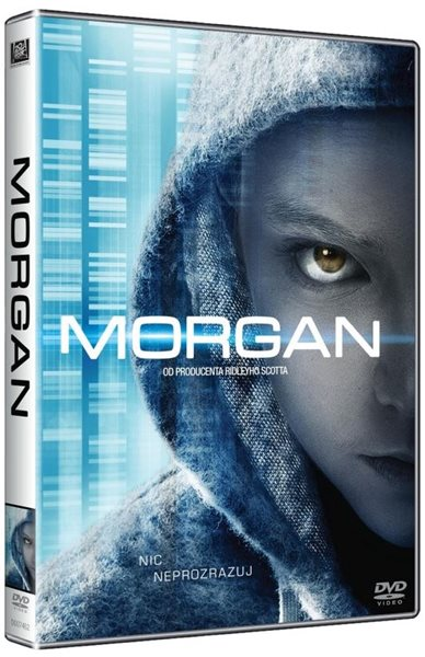 DVD Morgan - Luke Scott