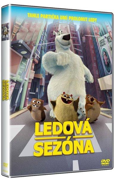 DVD Ledová sezóna - Trevor Wall