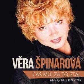 Věra Špinarová: Čas můj za to stál kolekce 13 CD