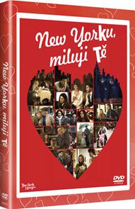 DVD New Yorku, miluji Tě