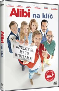 DVD Alibi na klíč