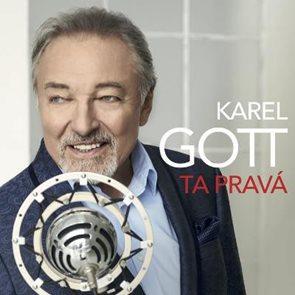 CD Karel Gott : Ta pravá
