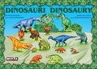 Dinosauři - vystřihovánka