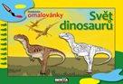 Omalovánky - Svět Dinosaurů (didaktické omalovánky)