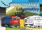Omalovánky - Lokomotivy (didaktické)
