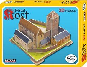 Hrad Kost - 3D puzzle