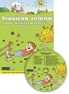 Travička zelená - lidové písničky pro děti 1 + audio CD