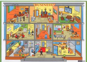 Business - tabulka lamino A4