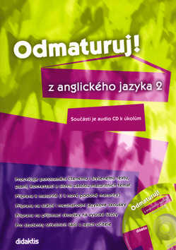 Odmaturuj z anglického jazyka 2 + CD - Belán Juraj