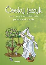 Český jazyk pro 5. ročník základní školy - pracovní sešit