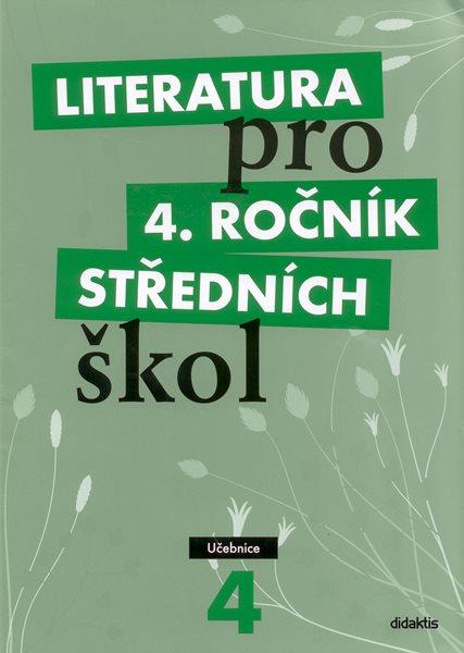 Literatura pro 4. ročník SŠ - učebnice - Andree L. a kolektiv - A4, sešitová