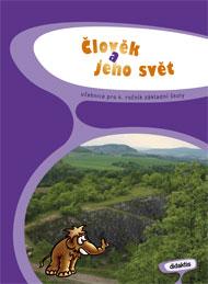 Člověk a jeho svět 4.r. ZŠ - učebnice