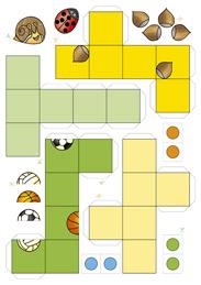 Matematika pro 3. ročník základní školy - vystřihovací příloha