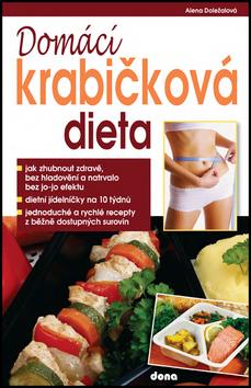 Domácí krabičková dieta - Doležalová Alena - 15x23
