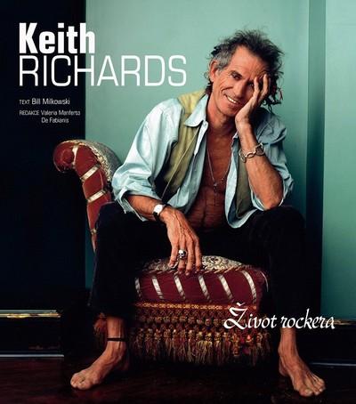 Keith Richards - Bill Milkowski - 26x30 cm