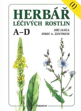 Herbář léčivých rostlin (1) A - D - Jiří Janča, Josef A. Zentrich - 15x21