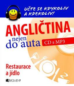 CD Angličtina nejen do auta Restaurace a jídlo