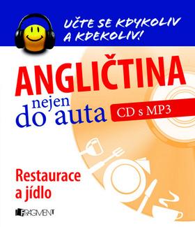 CD Angličtina nejen do auta Restaurace a jídlo - 13x14