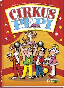 Čtyřlístek - Cirkus Pepi - brožovaná