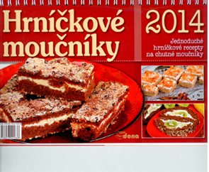 Hrníčkové moučníky 2014 - stolní kalendář