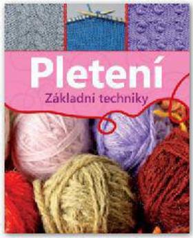 Pletení - Základní techniky - neuveden - 20x22