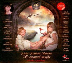 CD Ve znamení motýla - pohádka s písničkami